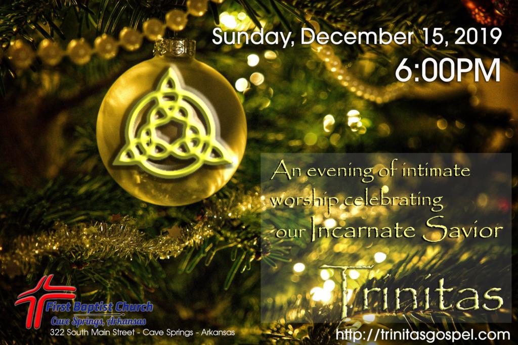 Trinitas Christmas Card